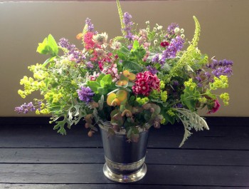Locally Grown Cut Flowers